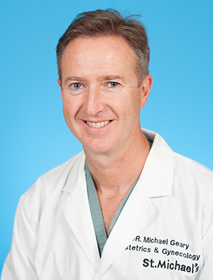 Dr. Michael Geary